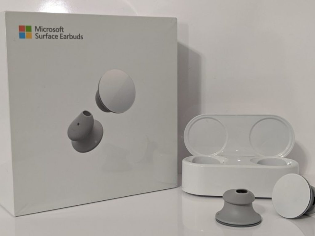 Surface Earbuds Featured Image