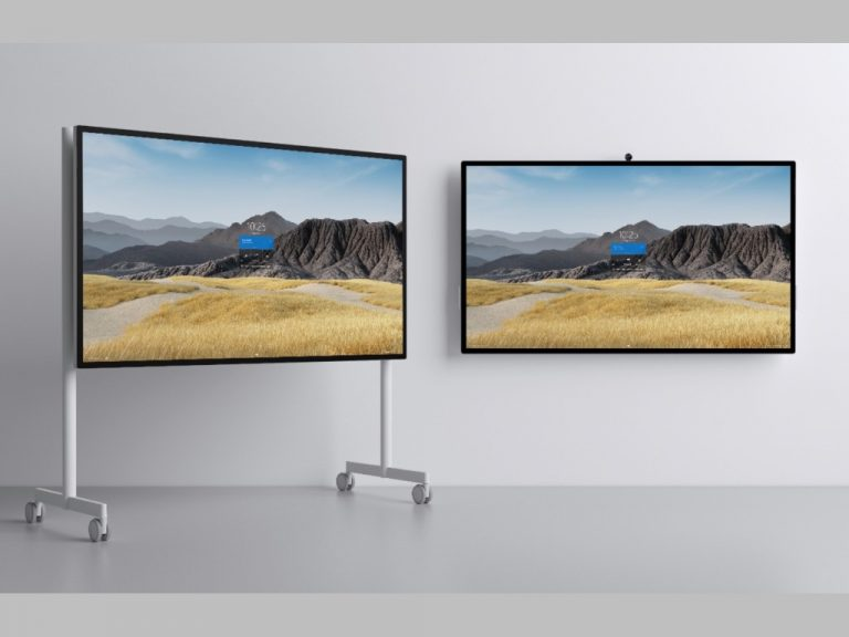 Surface Hub 2s 85 Inch Model