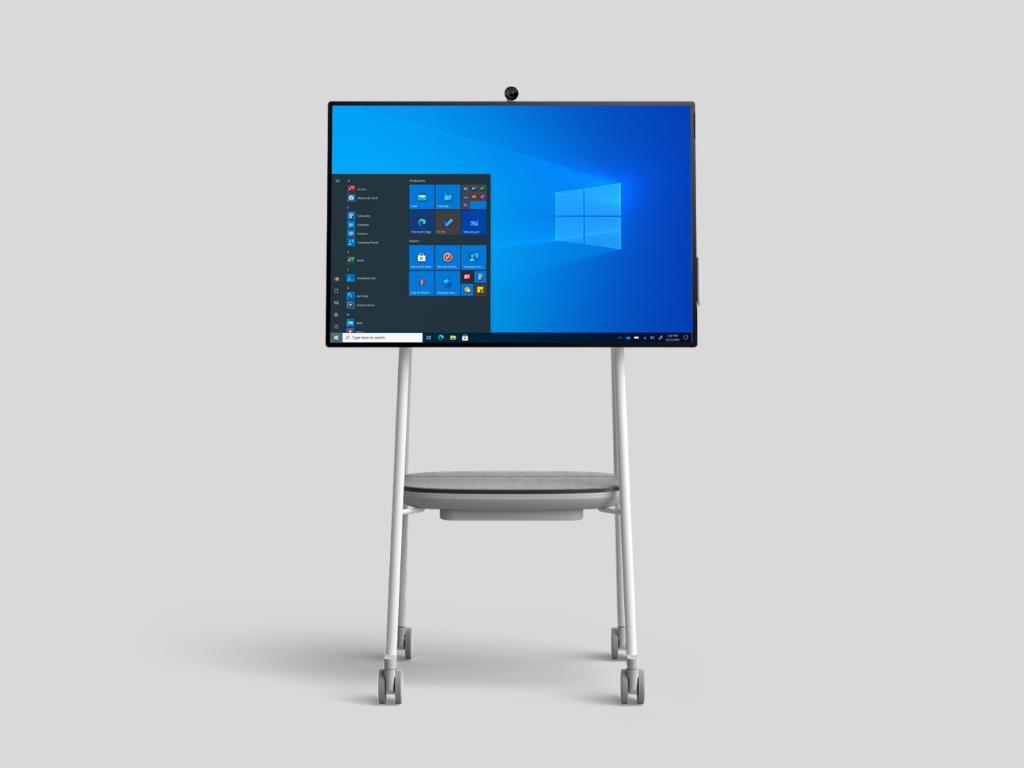 Surface Hub 2s Running Windows 10 Pro