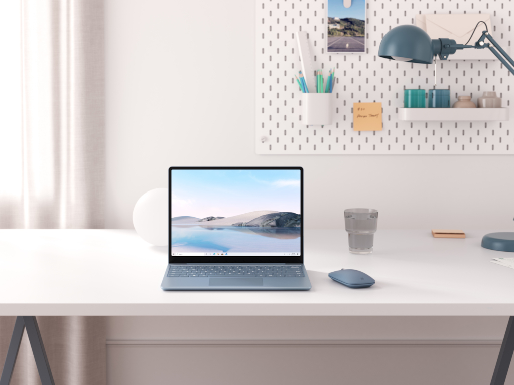 Surface Laptop Blue Cropped