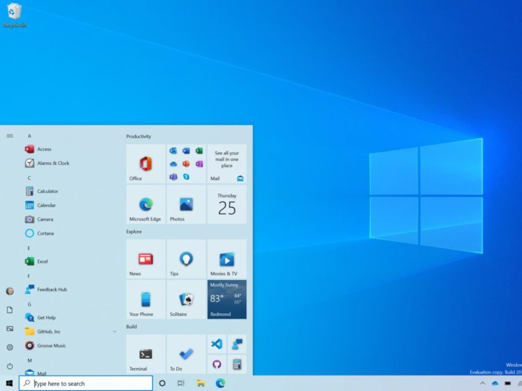Windows 10 October 2020 Update (20H2) gets new patch for Beta and Release Preview Insiders - RapidAPI