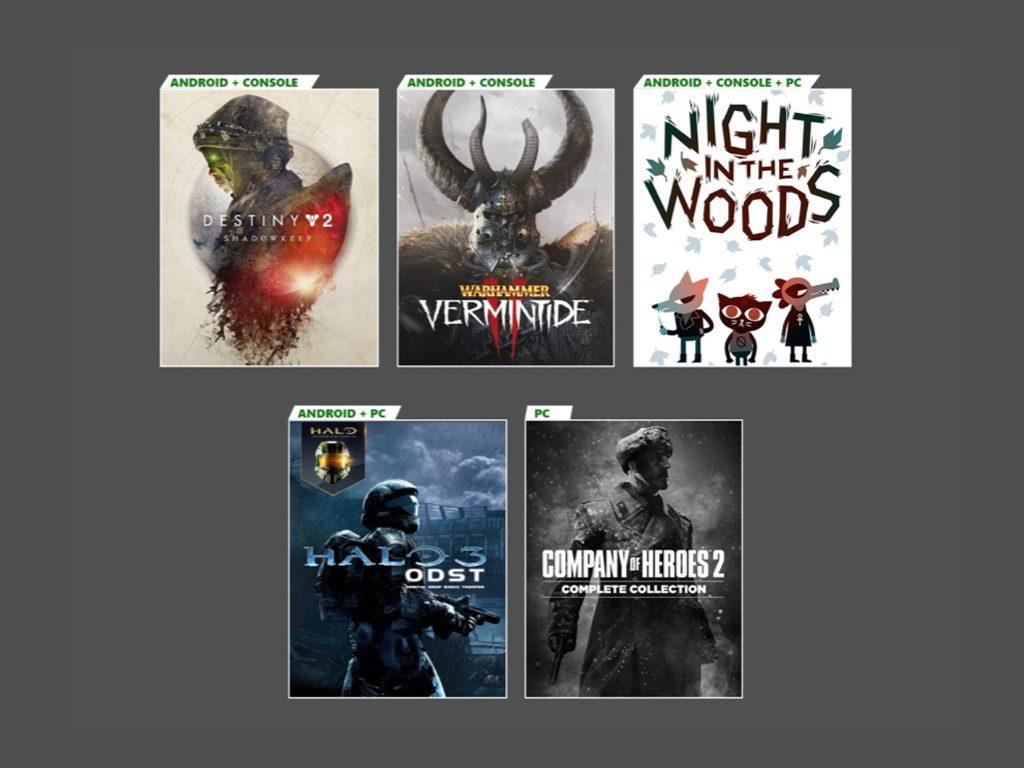 Xbox Game Pass September 2020 Update