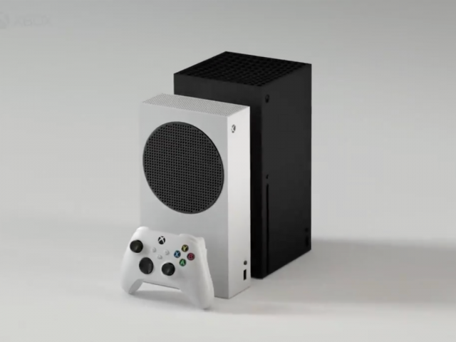 Xbox Series S And Xbox Series X
