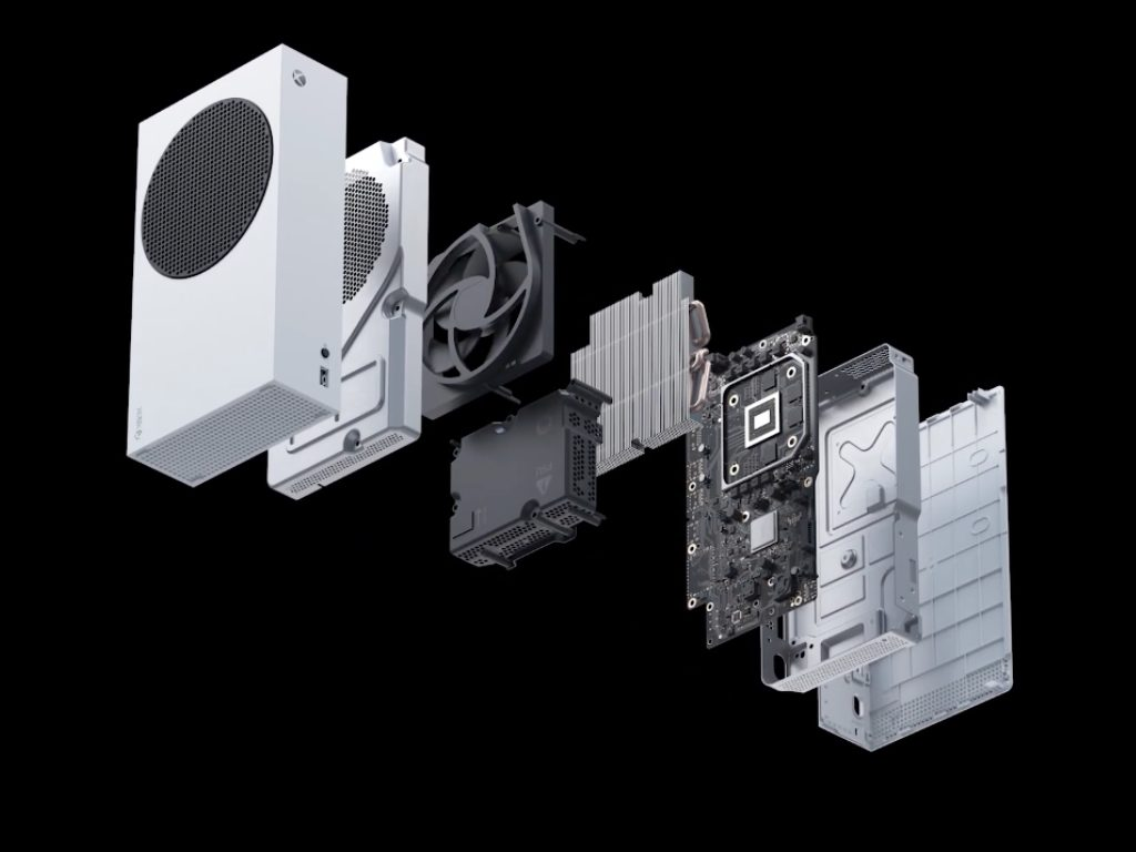 Xbox Series S Internals