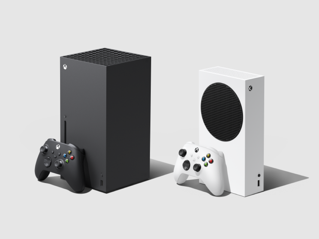 Check Out How The Xbox Series X Looks Next To The Xbox Series S And The Xbox One X Onmsft Com