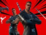 Marvel's Blade in Fortnite video game on Xbox One and PC.