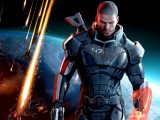 Mass Effect 3 video game on Xbox One.