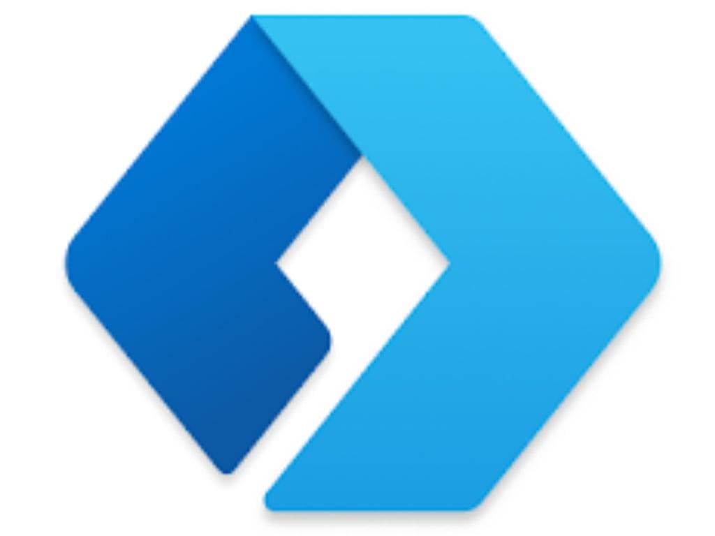 Microsoft Launcher app icon.