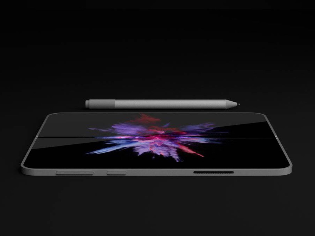 Surface Phone Concept Image