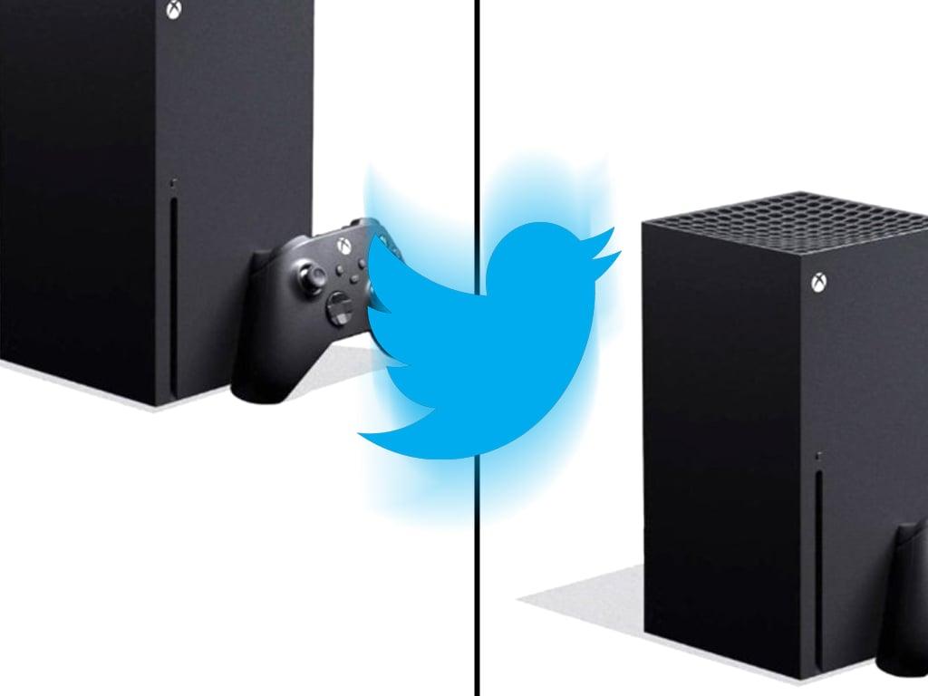 Xbox Series X on Twitter