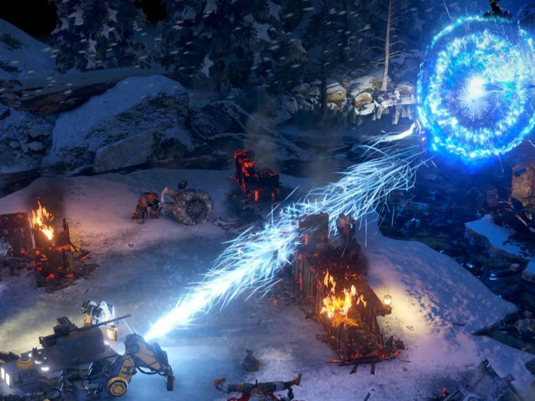 Wasteland 3 Vehicle Fight Review