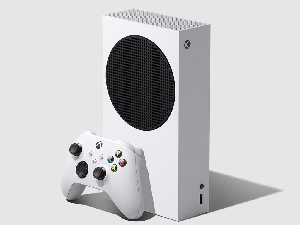 Xbox Series S console.