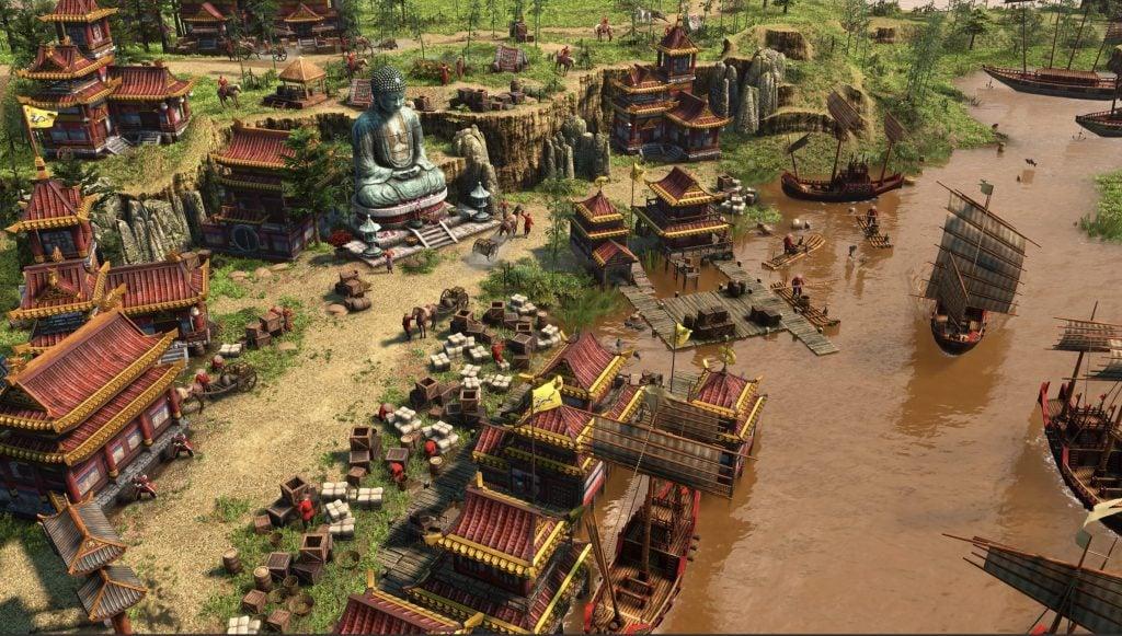 Age Of Empires 3 De 2
