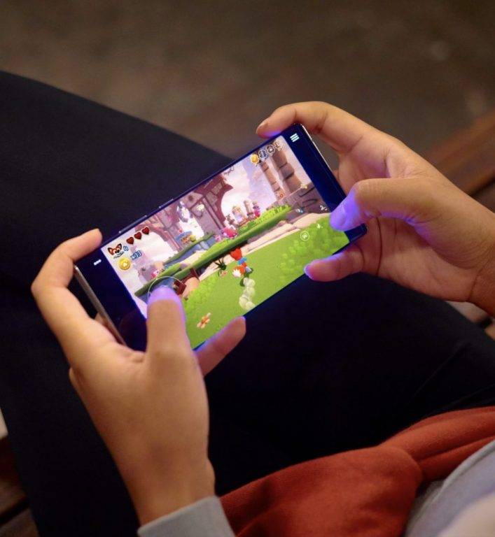 Cloud Gaming Touch Controls On Android