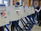 Electronic voting booth cropped