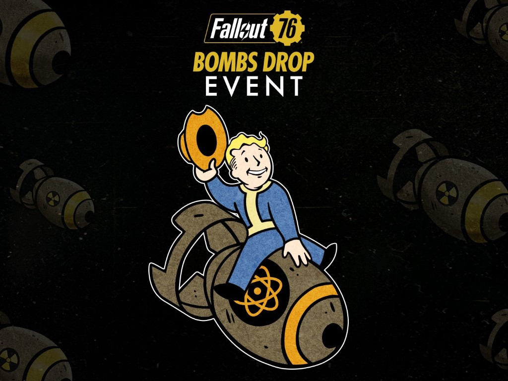 Fallout 76 Bombs Drop Event
