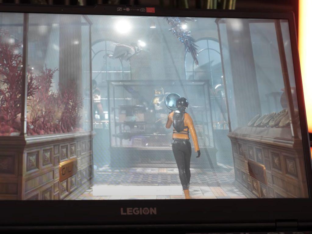 Lenovo Legion 5i Gaming Cropped