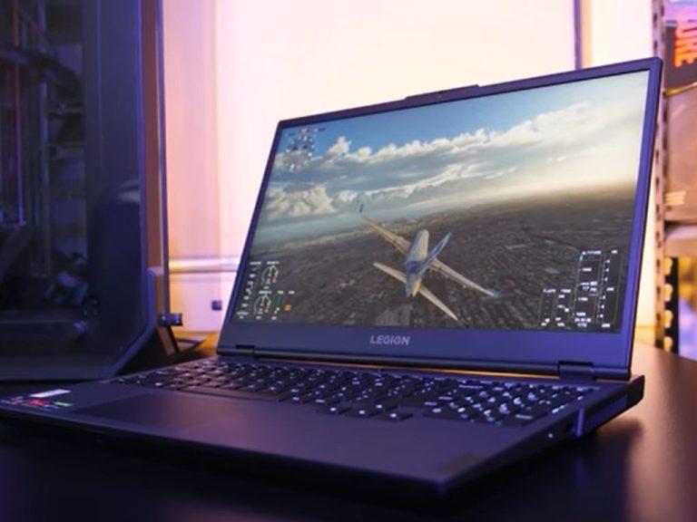 Lenovo Legion Flight Simulator Cropped