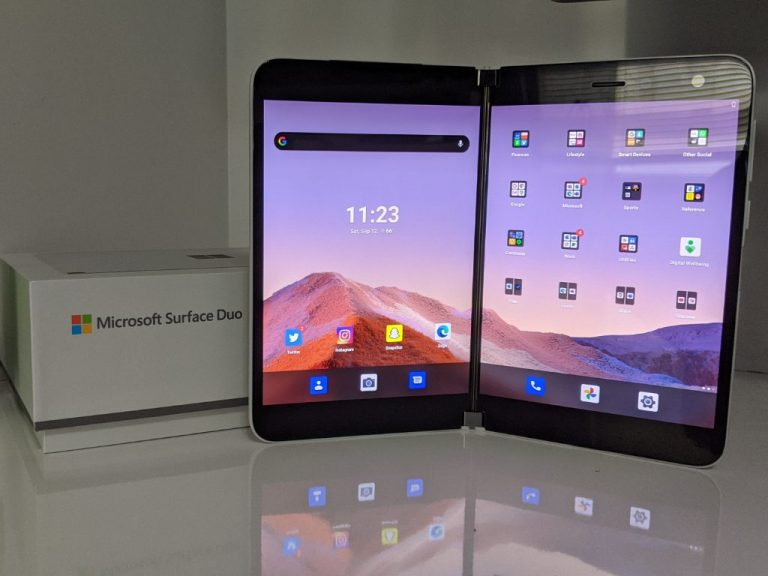 Microsoft Surface Duo Review Featured Image