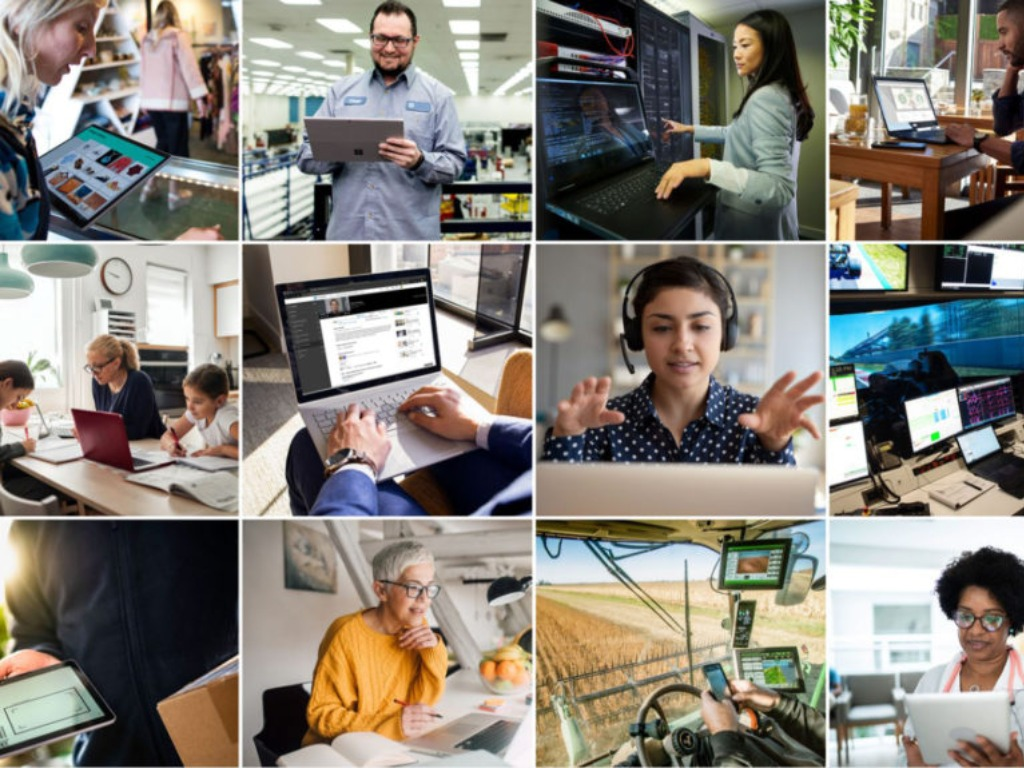 Microsoft Global Skills Initiative