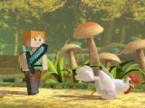 Minecraft Super Smash Bros