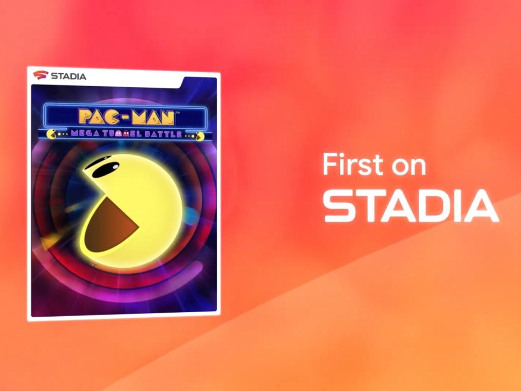 Pacman Free Stadia Demo