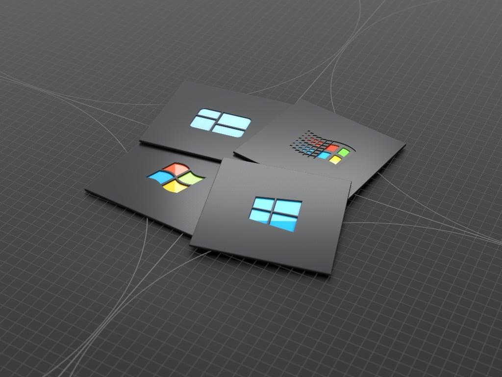 Windows logos 2
