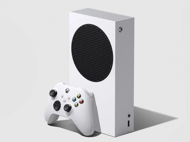 Xbox Series S Design Official Cropped