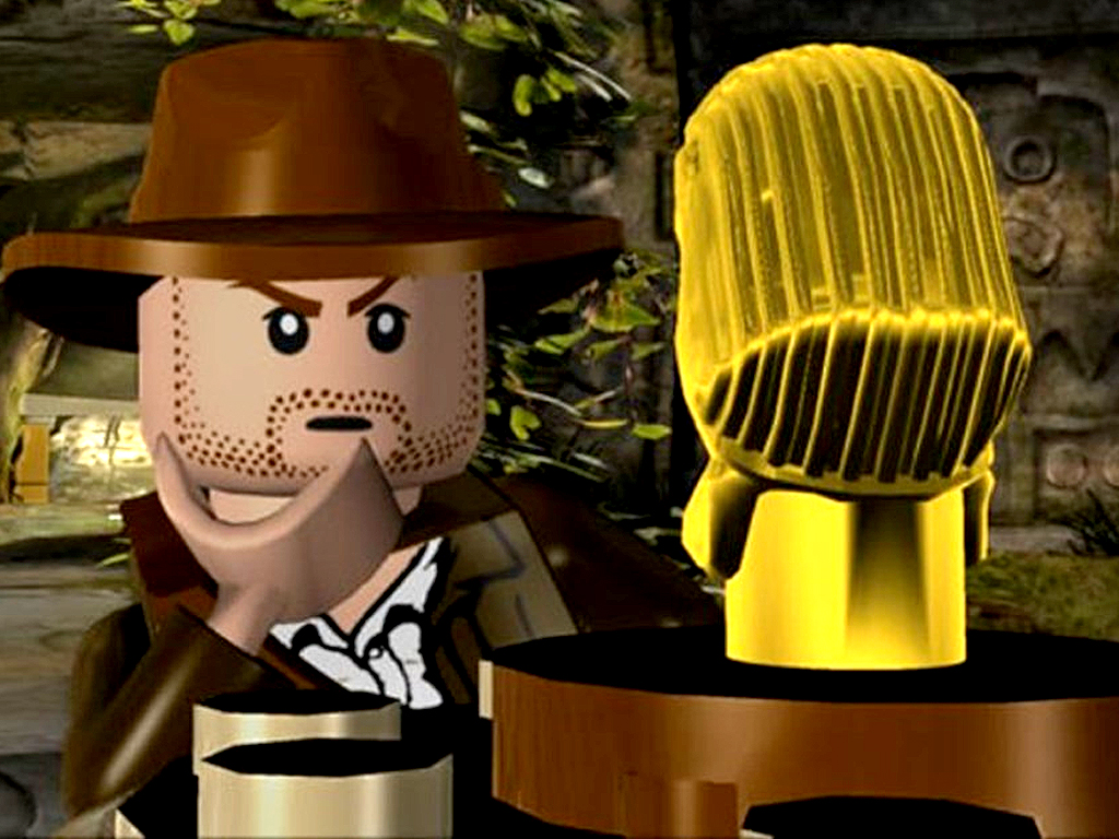 LEGO Indiana Jones video game on Xbox 360, Xbox One, and Xbox Series X