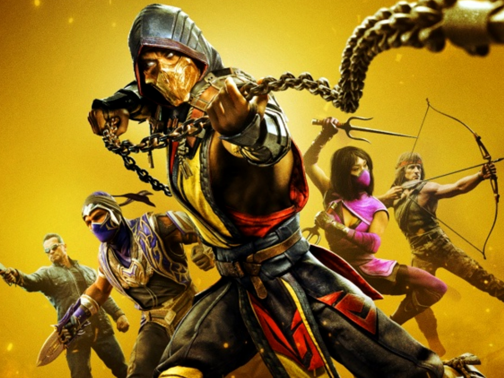 Mortal Kombat 11 Ultimate video game on Xbox One and Xbox Series X