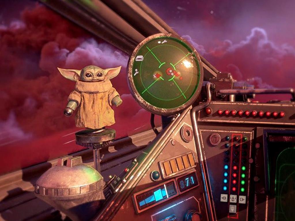 Star Wars: Squadrons DLC Includes Baby Yoda