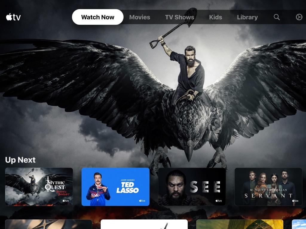 Apple Tv App Xbox One