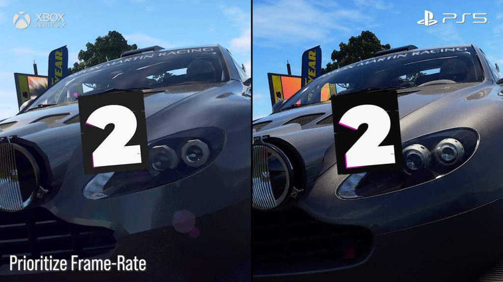 Dirt 5 Digital Foundry Ps5 Xbox Series X Comparison
