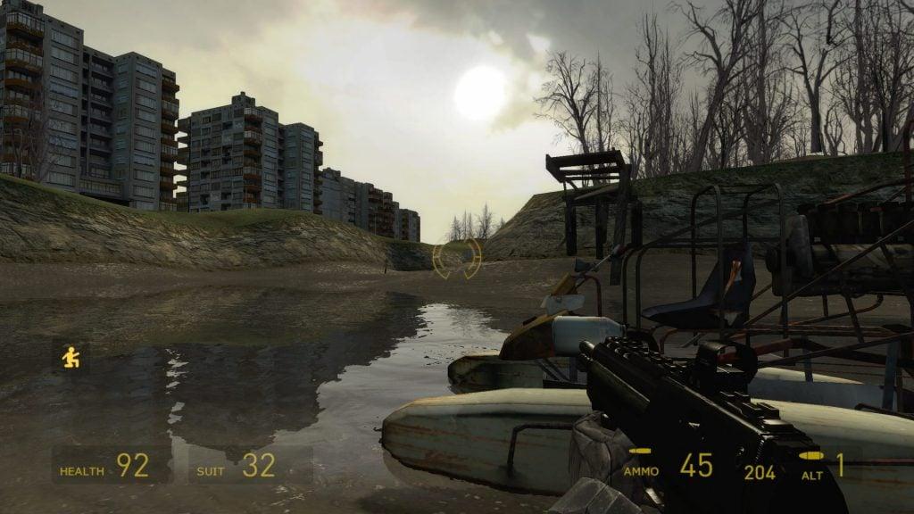 Half Life 2 On Xbox Series S