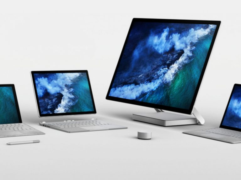 Surface Device Family Cropped