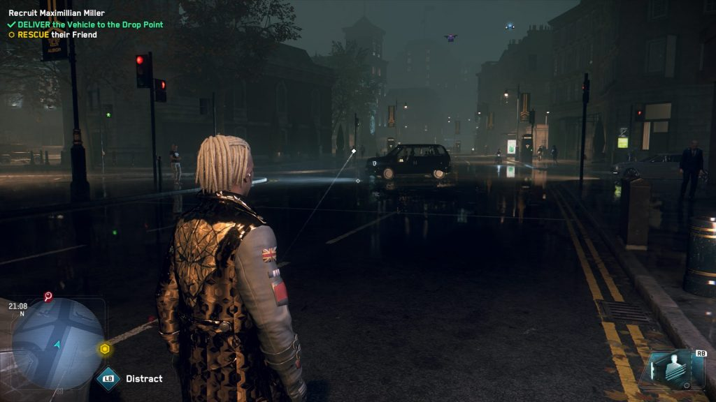 Watch Dogs Legion On Xbox Series S 2