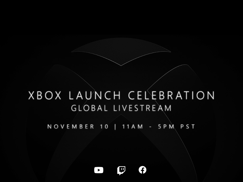 Xbox Series X Launch Celebration