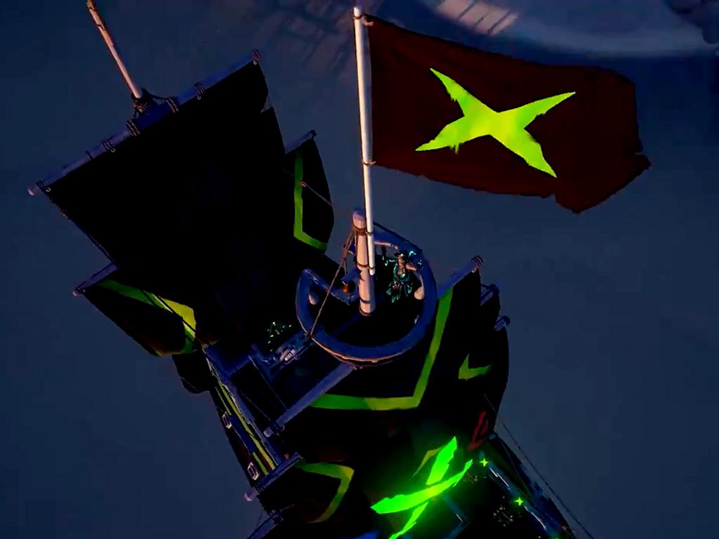 Sea of Thieves Duke Ship Set Xbox