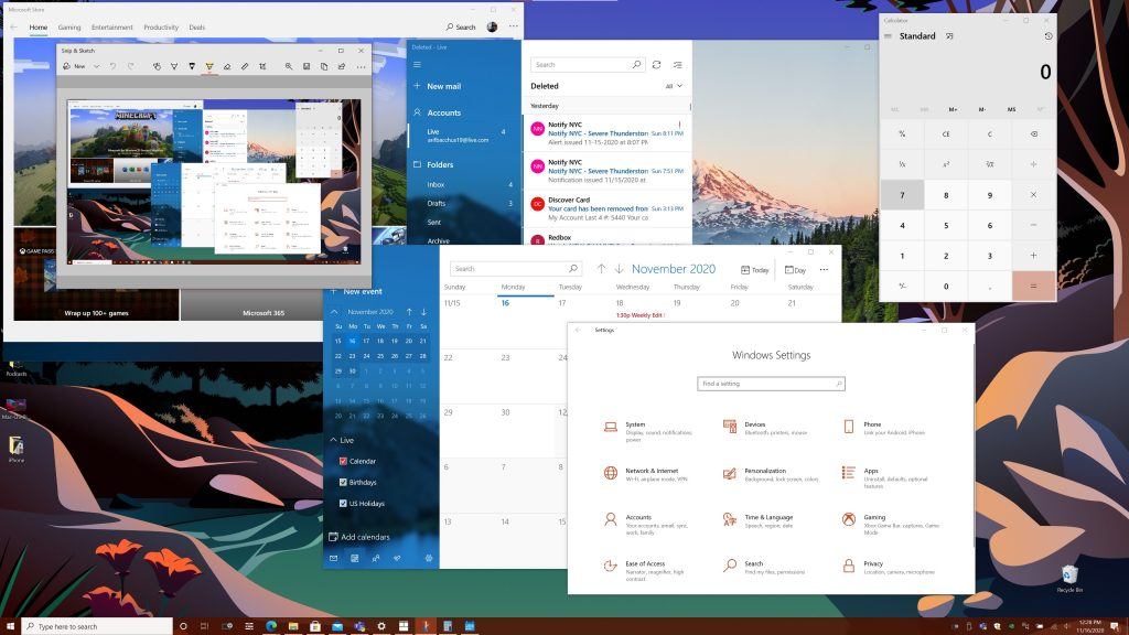 Stock Apps Windows