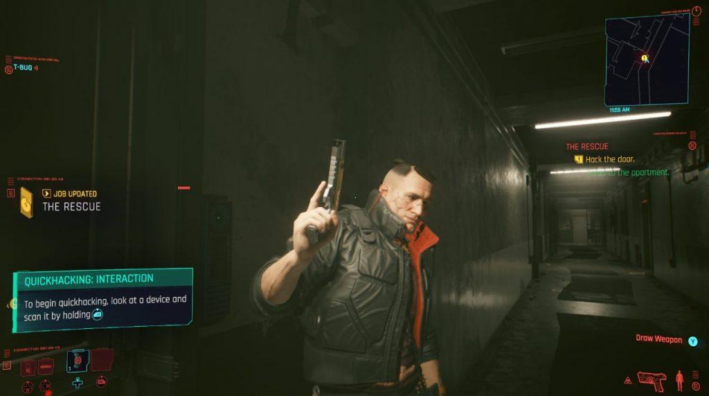 Cyberpunk 2077 On Xbox Series S