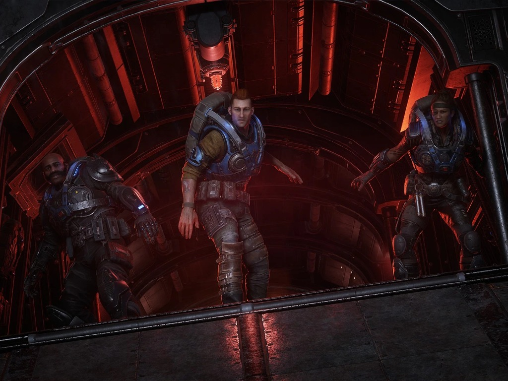 Gears 5 Hivebusters Expansion Coming December 15