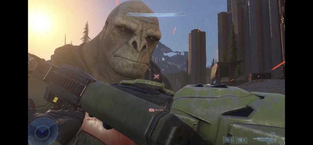 Halo Infinite Craig The Brute