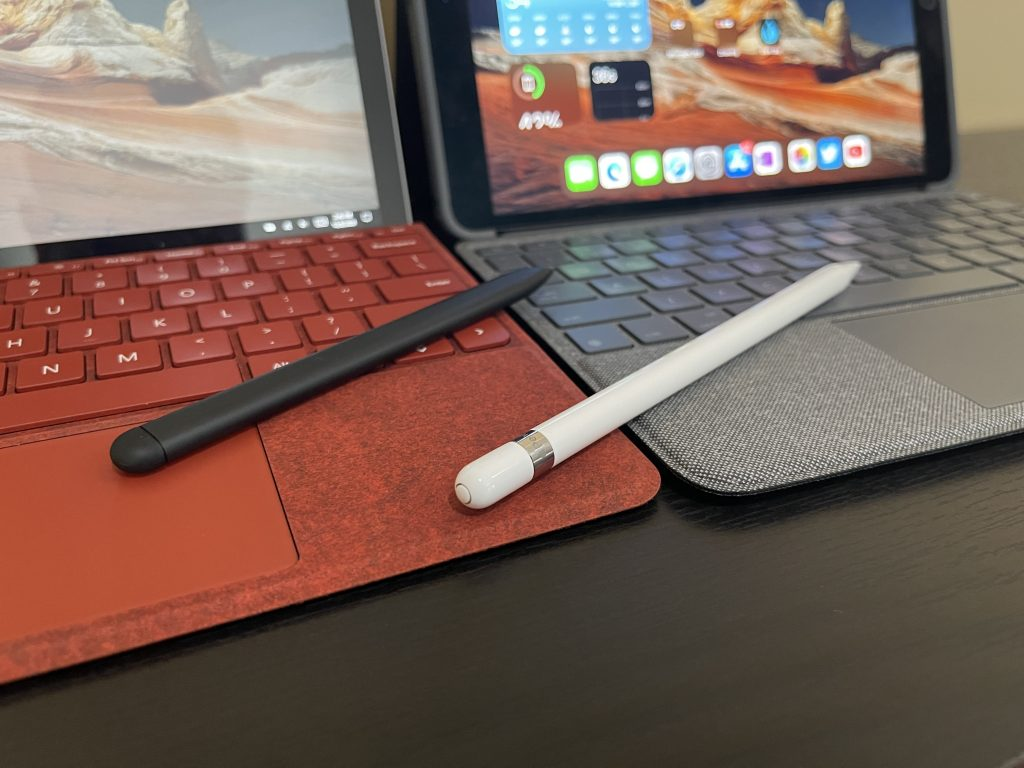 Ipad Air 3 Surface Go 2 Pen