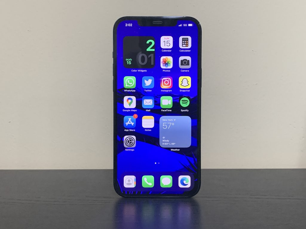 Iphone 12 Pro Max Display