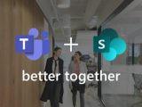Microsoft teams sharepoint integration