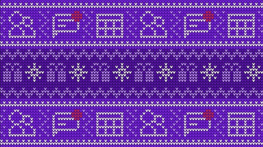 Microsoft teams christmas wallpaper