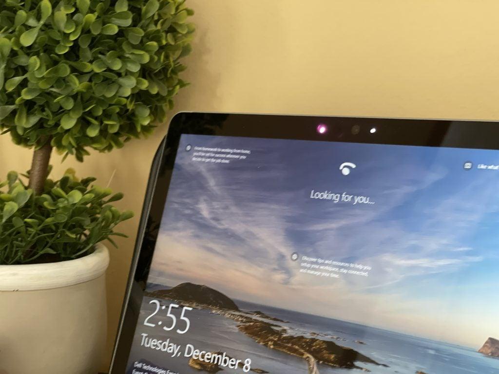 Windows Hello Surface