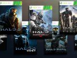 Halo Xbox 360 video games