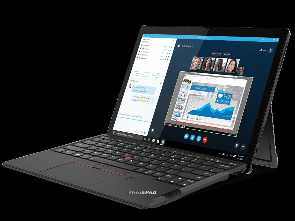 Lenovo ThinkPad X1 Titanium Yoga is the thinnest yet