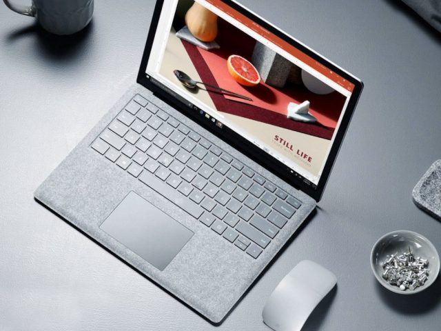 2021 Surface Laptop Cropped